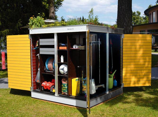 de beaux abris de jardin pour ranger ses outils mon jardin deco. Black Bedroom Furniture Sets. Home Design Ideas